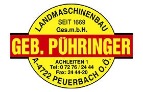 puehringer logo