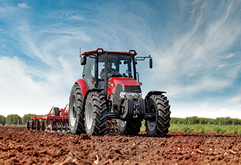traktor case ih gruma