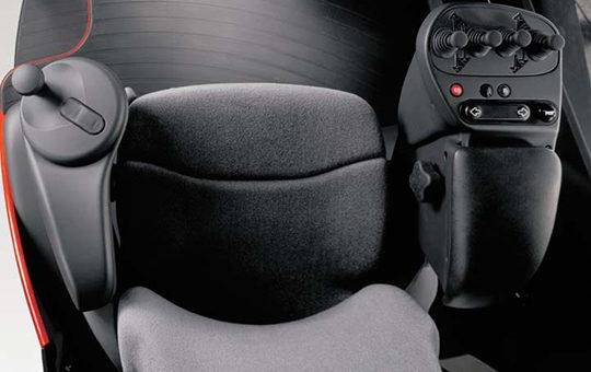x range linde ergonomie