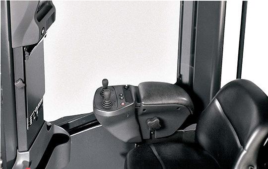 x range linde kabine