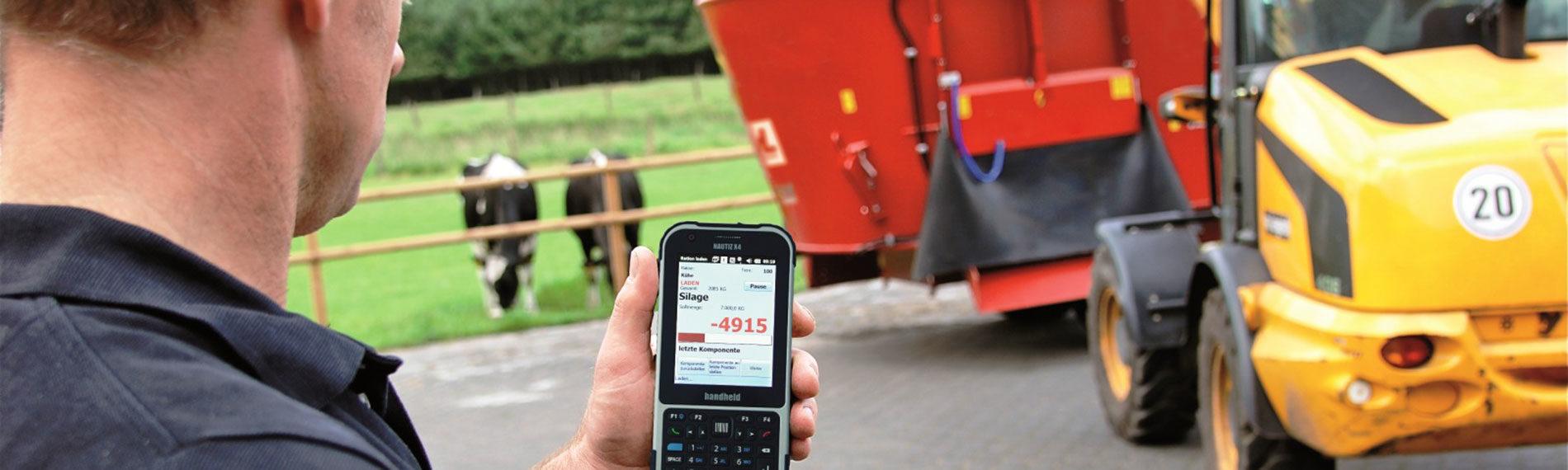 bvl landmaschinentechnik titel v system v dairy feeder tmr parallax