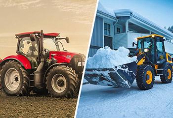 landtechnik kommunaltechnik traktoren winter sommer