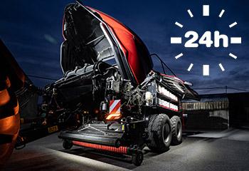 24 stunden service landmaschine
