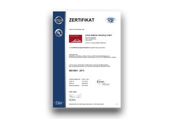 zertifikat gruma qualitätsmanagement