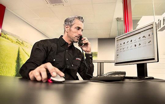 bereitschaftsdienst ersatzteile call center