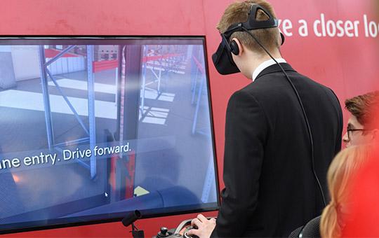 lmh logimat 2019 asc virtuell vr brile simulator 1