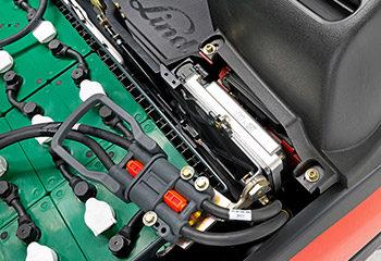 aquamatik verschlauchung linde stapler batterie
