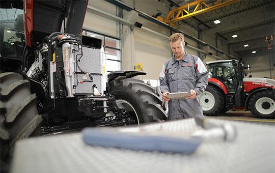 fahrzeuge land maschine traktor mann tablet