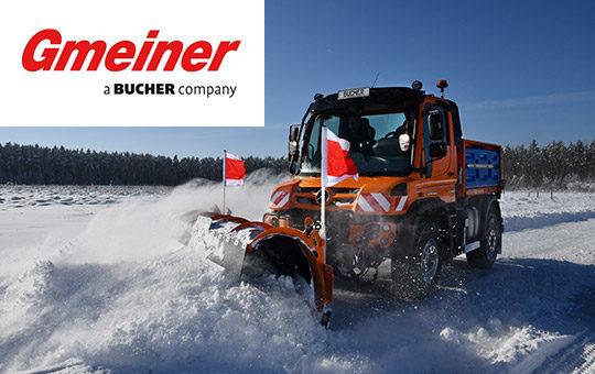bucher municipal gmeiner einschariger schneepflug gruma altes logo 1
