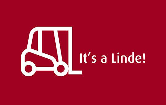 it is a linde logimat logo