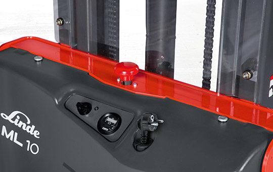 linde elektro hubwagen mm10 mm10i ml10 energieversorgung