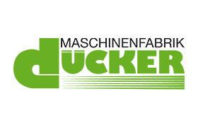 maschinenfabrik duecker logo kommunaltechnik