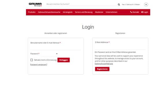 haendler login zugangsdaten login benutzeroberflaeche 3