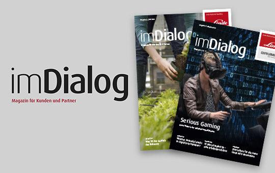 imdialog magazin linde rueckmeldung