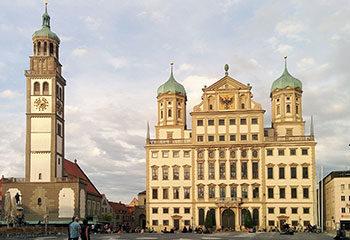 stapler mieten augsburg rathaus