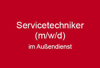 servicetechniker aussendienst