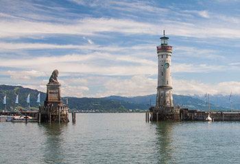 stapler mieten lindau bodensee leuchtturm