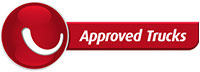 approved trucks linde badge