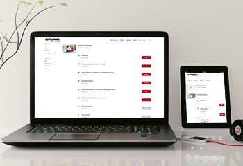vorschaubild gruma online schulung am laptop und tablet 2