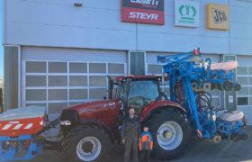 case traktor uebergabe anbaugeraete