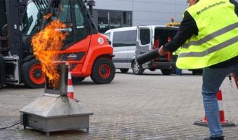 Brandschutzhelfer Ausbildung GRUMA Akademie vorschau