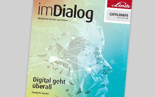 aktuelle ausgabe imdialog magazin linde 01 21