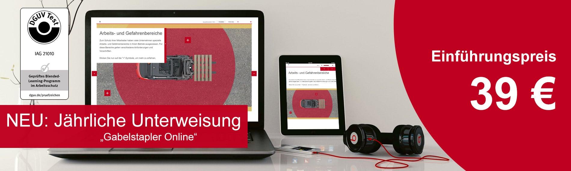 header desktop jaehrliche unterweisung gabelstapler online machen mit zertifizierung 1