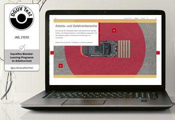 vorschaubild screen jaehrliche unterweisung gabelstapler online mit zertifikat